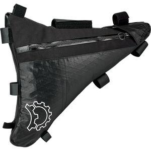 Revelate Designs Mukluk Carbon Rahmentasche L black black