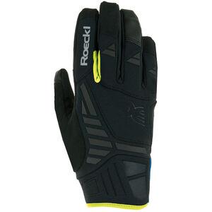 Roeckl Reintal Bike Gloves black/yellow bei fahrrad.de Online