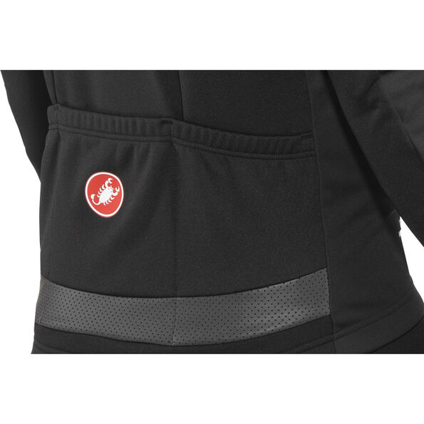 Castelli Transition Jacket Men black/white