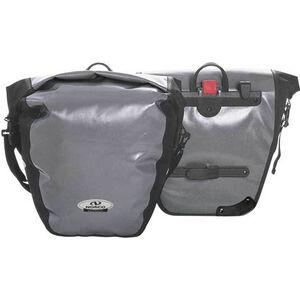Norco Arkansas Hinterradtasche grau/schwarz grau/schwarz