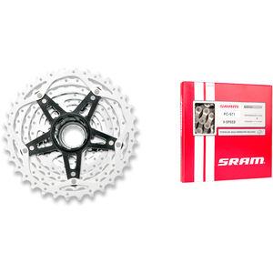 SRAM PG-980 Powerglide II & PC-971 Power Chain II 11-34, 9-fach bei fahrrad.de Online