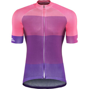 Red Cycling Products Colorblock Race Jersey Herren purple-pink purple-pink