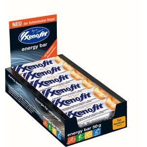 Xenofit Carbohydrate Bar Box 18x50g Aprikose