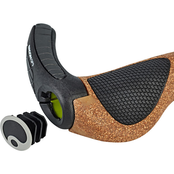 Ergon GP3-L Griffe BioKork Rohloff/Nexus