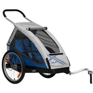 XLC Mono Kinder Anhänger silber/blau bei fahrrad.de Online