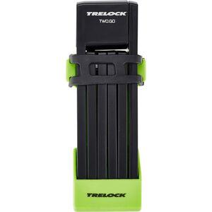 Trelock FS 200/75 TWO.GO Faltschloss 75 cm grün bei fahrrad.de Online