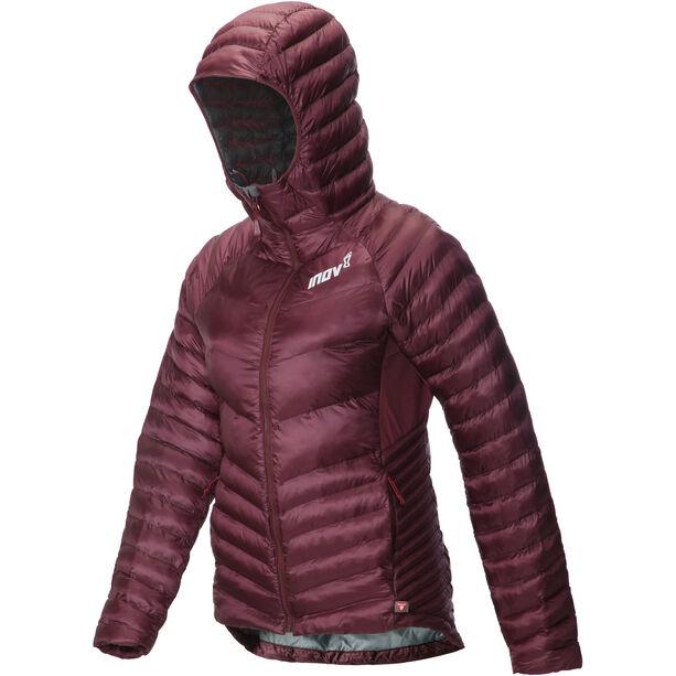 inov-8 Thermoshell Pro FZ Jacket Damen purple / blue grey