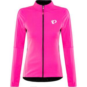 PEARL iZUMi Elite Pursuit AmFIB Jacket Women screaming pink/black