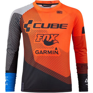Cube Junior Edge Trikot langarm Kinder action team action team