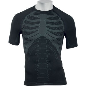 Northwave Body Fit Evo Seamless SS Jersey Herren black black