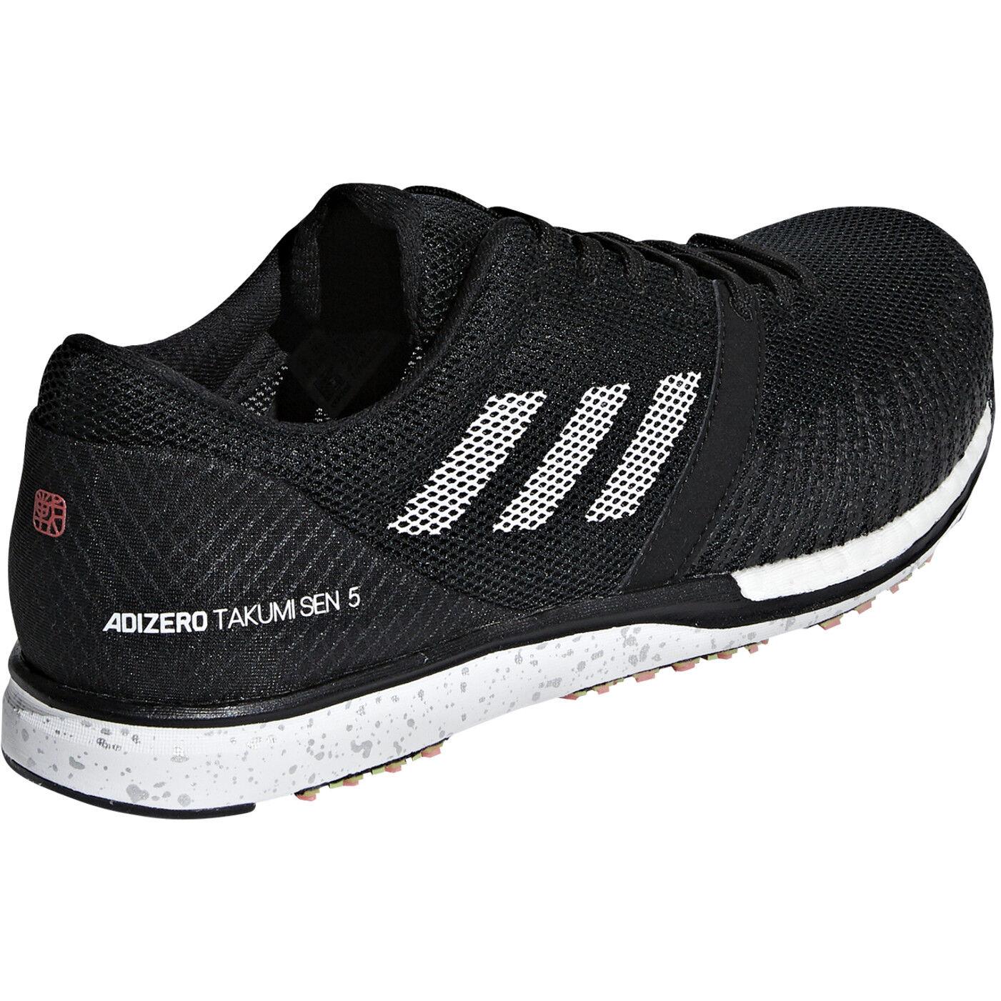 adidas Adizero Takumi Sen 5 Shoes Herren core blackftwr whitecarbon