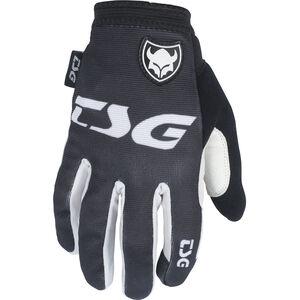 TSG Slim Gloves solid black solid black