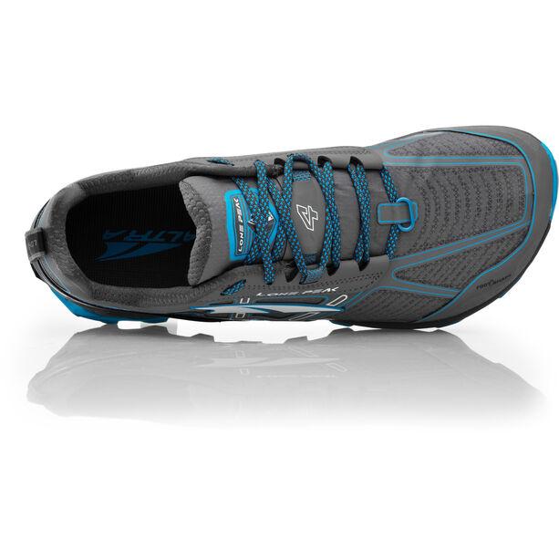 Altra Lone Peak 4 Low RSM Running Shoes Herren gray/blue