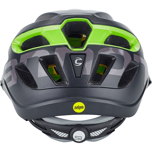 Cannondale Ryker MIPS Helmet black/green