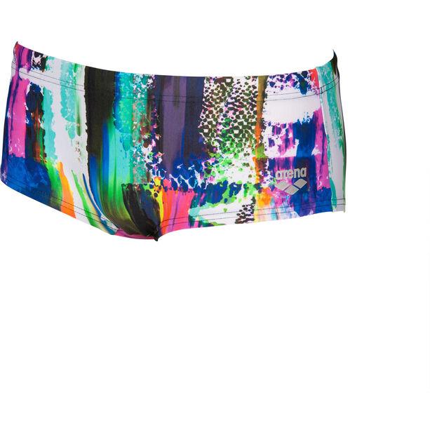 arena Vivid Low Waist Shorts Herren pink/multi