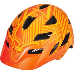 Bell Sidetrack Helmet Kinder matte tango/org matte tango/org