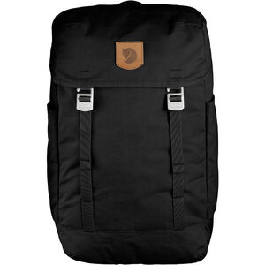 Fjällräven Greenland Top Backpack black black