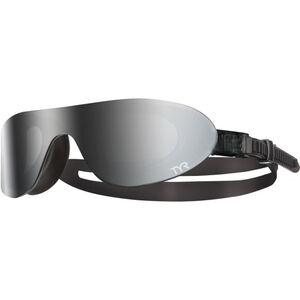 TYR Swimshades Mirrored Goggles silver/black/black bei fahrrad.de Online