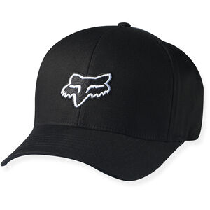 Fox Legacy FlexFit Hat Herren black black