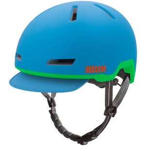 Nutcase Tracer Helmet Glacier Blue Matte bei fahrrad.de Online