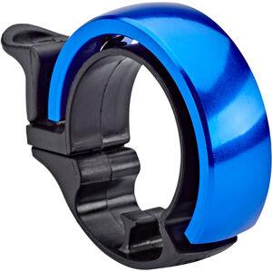 Knog Oi Classic Fahrradklingel black/blue black/blue
