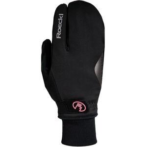 Roeckl Vadura Trigger Handschuhe schwarz schwarz