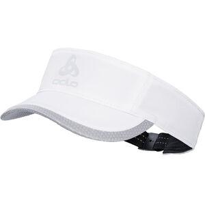 Odlo Ceramicool Light Visor Cap white white
