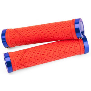 Sixpack K-Trix Lock-On Griffe rot/blau