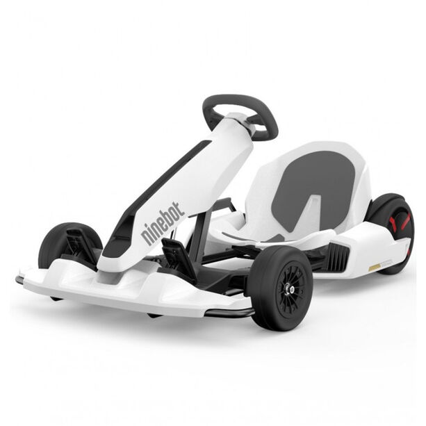 Segway GoKart Kit Kinder white/black