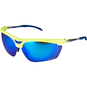 Rudy Project Magster Brille yellow fluo multilaser blue yellow fluo multilaser blue