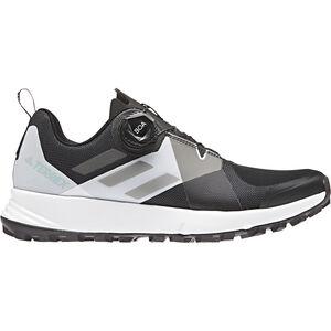 adidas TERREX Two Boa Shoes Women Core Black/Grey Four/Ftwr White