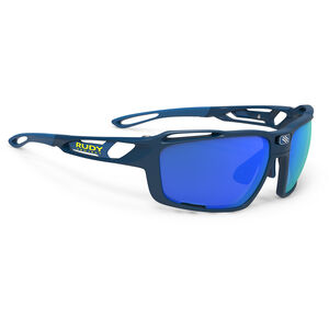 Rudy Project Sintryx Glasses blue navy matte - polar 3fx hdr multilaser blue blue navy matte - polar 3fx hdr multilaser blue