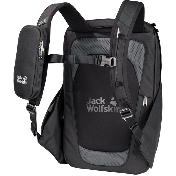Jack Wolfskin Power On 18 Backpack black