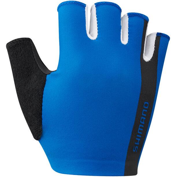 Shimano Junior Value Gloves Kinder blue