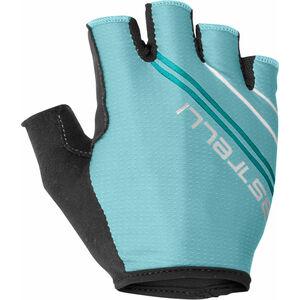 Castelli Dolcissima 2 Gloves Damen aruba blue/turquoise/green aruba blue/turquoise/green
