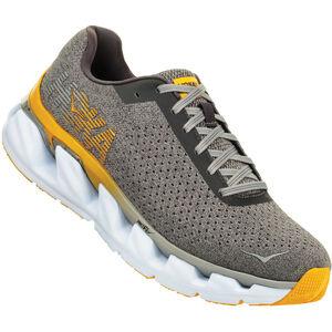 Hoka One One Elevon Running Shoes Men nine iron/alloy