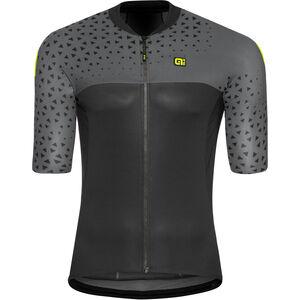 Alé Cycling Solid Climb SS Jersey Herren grey-black grey-black