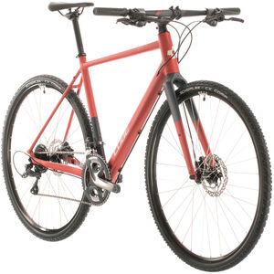Cube SL Road red/grey red/grey