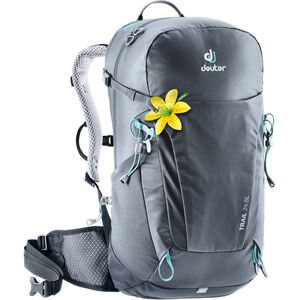 Deuter Trail 24 SL Backpack Damen graphite-black graphite-black