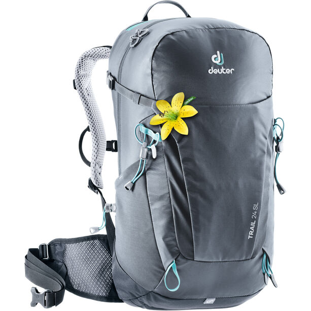 Deuter Trail 24 SL Backpack Damen graphite-black