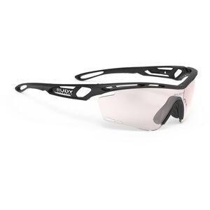 Rudy Project Tralyx Glasses matte black - impactx photochromic 2 laser red matte black - impactx photochromic 2 laser red