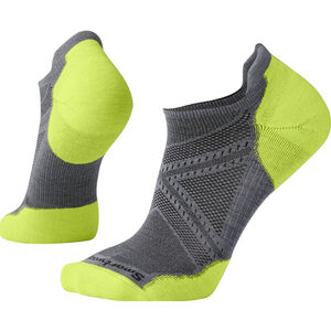Smartwool PhD Run Light Micro Socks Herren graphite graphite