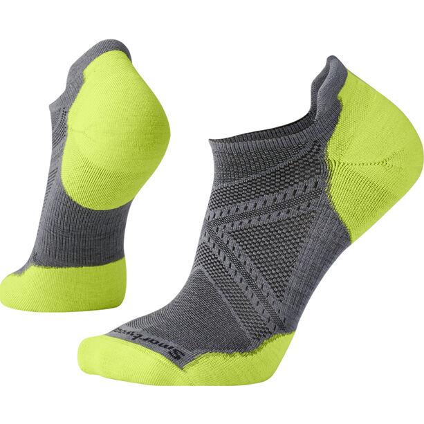 Smartwool PhD Run Light Micro Socks Herren graphite