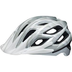 KED Companion Helmet grey white