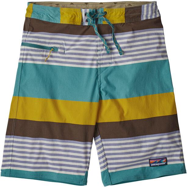 Patagonia Stretch Wavefarer Boardshorts Herren fitz stripe
