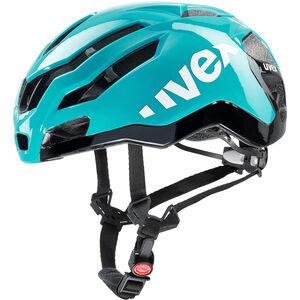 UVEX Race 9 Helmet blue blue