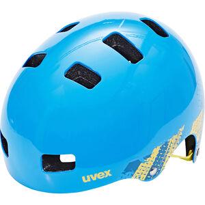 UVEX Kid 3 Helmet blackout blue bei fahrrad.de Online