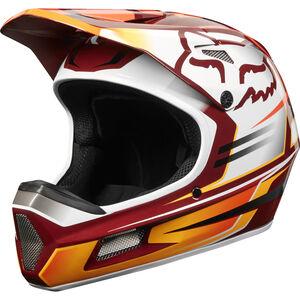 Fox Rampage Comp Reno Full Face Helmet Herren cardinal cardinal