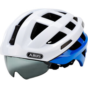 ABUS In-Vizz Ascent Helmet blue comb