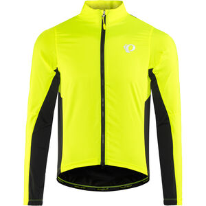 PEARL iZUMi Elite Pursuit Hybrid Jacket Herren screaming yellow/black screaming yellow/black